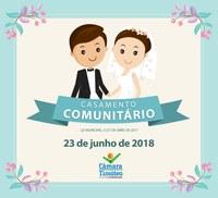 Abertas as inscrições para casamento comunitário em Timóteo