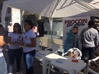 Ação no Centro Norte marca Semana Municipal do Consumidor