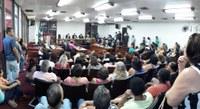 Aposentados lotam Casa Legislativa em reunião ordinária