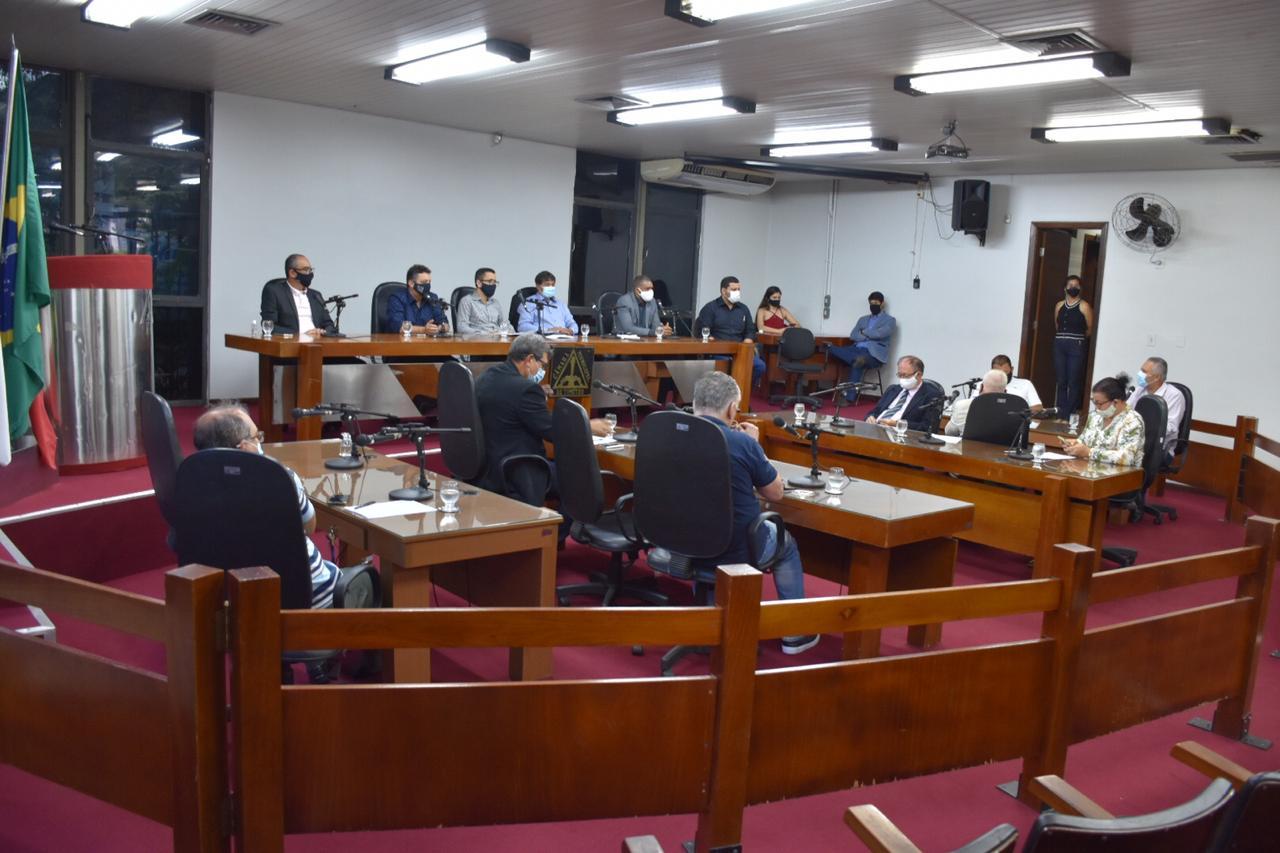 Câmara aprova adesão do Município em consórcio de saúde