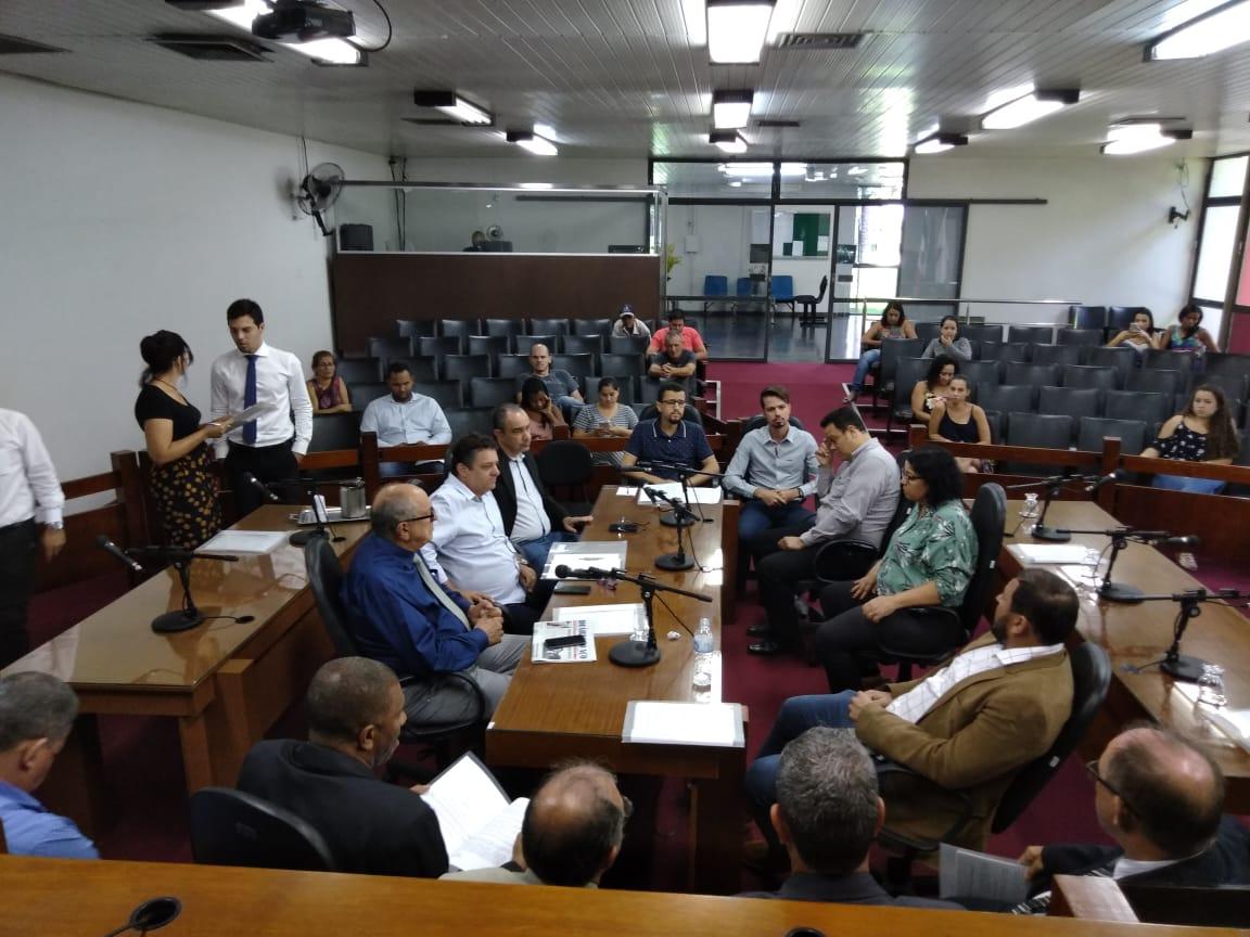 Câmara de Timóteo realiza primeira reunião extraordinária do ano