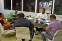 Câmara e Sinsep se reúnem  para debater questões ligadas aos servidores
