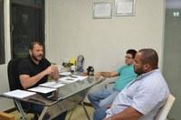 Câmara e Sinsep se reúnem para discutir situação dos servidores municipais