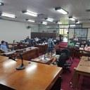 Câmara inicia capacitação legislativa para os novos vereadores
