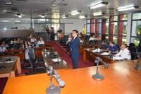 Câmara recebe audiência de prestação de contas da Prefeitura