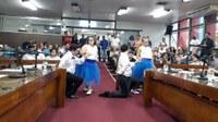 Câmara recebe comemorações do Dia Nacional de Luta da Pessoa com Deficiência