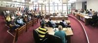 CCJ aprova projeto da reforma administrativa da prefeitura