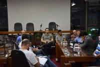 Comissão aprova relatório sobre Faixa Azul