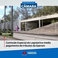 Comissão Especial do Legislativo media pagamento de tributos da Aperam