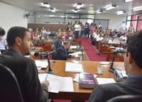 Criação do Conselho Municipal de Saneamento Básico é aprovada