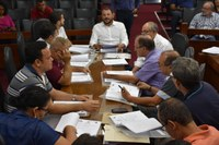 Diversos projetos são aprovados em reunião de comissão