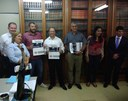 Hilário visita Câmara de Timóteo para divulgar Expo Inox Timóteo
