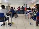 Membros da Comissão de Educação visitam escolas municipais