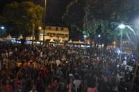 Moradores de Timóteo lotam Praça 29 de Abril para prestigiar as comemorações dos 54 anos