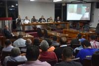 Poder Público se reúne para debater a segurança