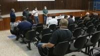 Prefeito informa aos vereadores sobre falhas identificadas pelo relatório do TCE-MG
