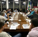 Presidentes de câmaras do Vale do Aço se reúnem em Timóteo