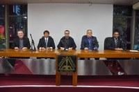 Professor Diogo é eleito presidente da Câmara