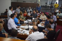 Projeto de consórcio de esgotamento sanitário é aprovado em reunião de comissão