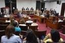 Projetos de Lei em discussão são aprovados em reunião ordinária