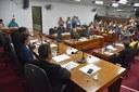 Projetos são aprovados por unanimidade em reunião ordinária