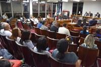 Proposições discutidas em Reunião de Comissão são votadas
