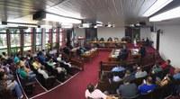 Reforma administrativa recebe pedido de vistas e volta a ser debatida na próxima semana