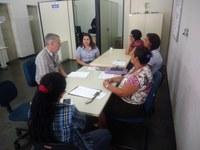 Servidores do CAC recebem treinamento para melhorar o atendimento à população