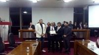 Sessão solene marca comemoração dos 50 anos da Igreja Cristã Maranata