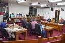 Vereadores aprovam projeto de lei que autoriza permuta de terrenos