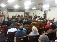 Vereadores de Timóteo participam da primeira reunião ordinária desse ano