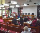 Vereadores participam da prestação de contas do 3º quadrimestre de 2020