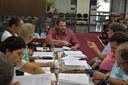 Vereadores se reúnem para analisar projetos que serão votados em Plenário
